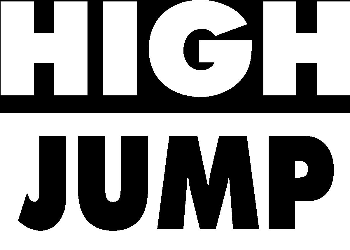 high jump logo-white