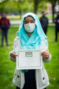 Ayesha, Cohort 31, Latin Campus